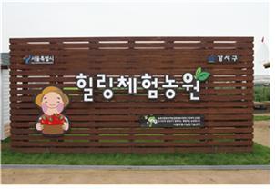 서울시, 유치원~중학생 2천명 '힐링체험농장'…2일부터 접수