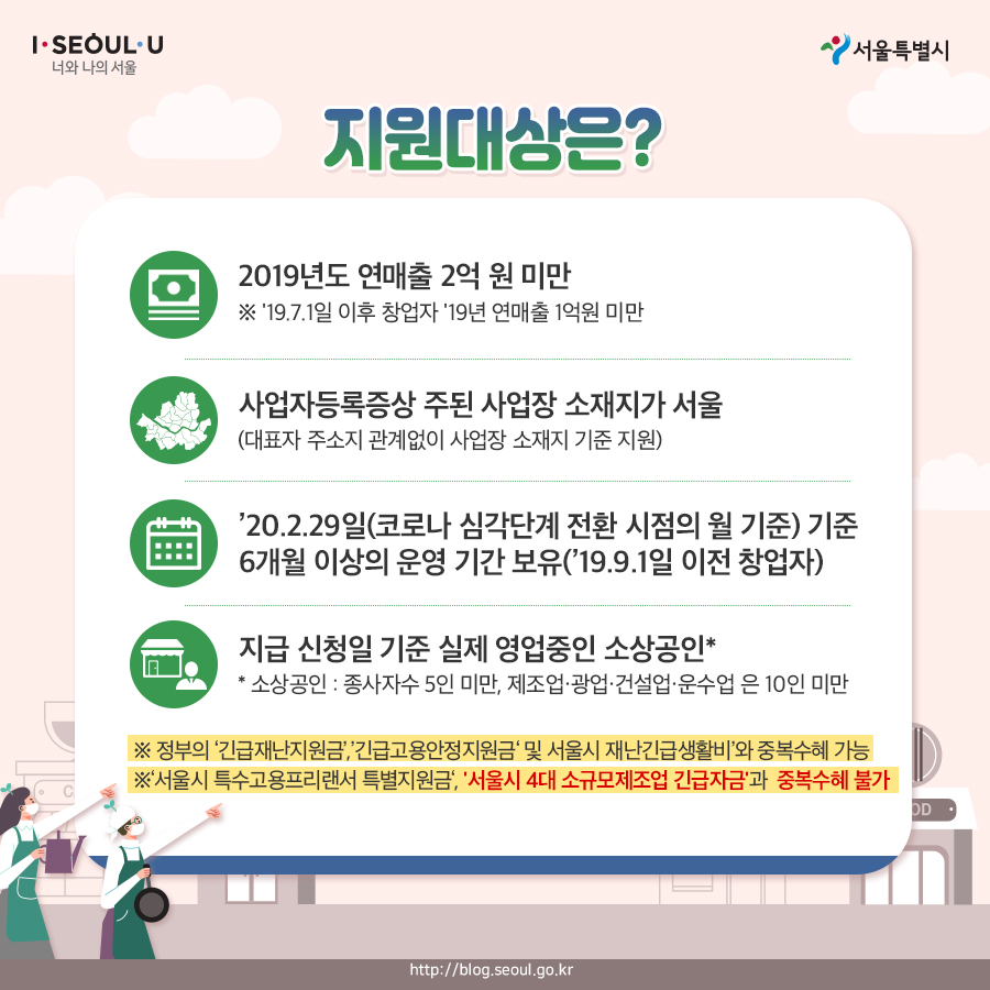 서울시_카드뉴스_자영업자생존자금03_200518