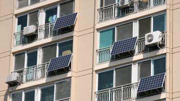 서울시, 12만2천 가구 목표 태양광미니발전소 보급…4월부터 신청접수