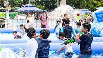 7월, 물순환의 모든 것이 서울광장에서 펼쳐진다