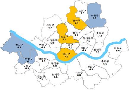 '15년 2분기 주택 전월세전환율 6.9% '하락세 주춤'