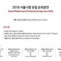 서울시향유럽순회공연