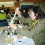 2012 친환경생활강좌, 허브 이용 에센서 및 세럼만들기 수업 사진