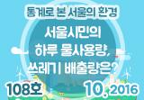 [2016-10]통계로 본 서울의 환경