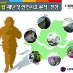 2016년 11월 재난 및 안전사고 분석 전망