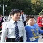 2012 장애인콜택시 이용시민 초청나들이 봉사2