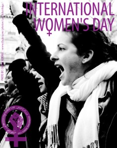 WTERNATION WOMEN'S DAY