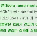 에볼라출혈열 문구1