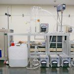 특허 받은 하수찌꺼기 소각재 인 회수 장비