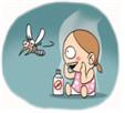 야간 활동 시 어린이는 어린이 전용 모기기피제 사용 (주의사항 반드시 확인)