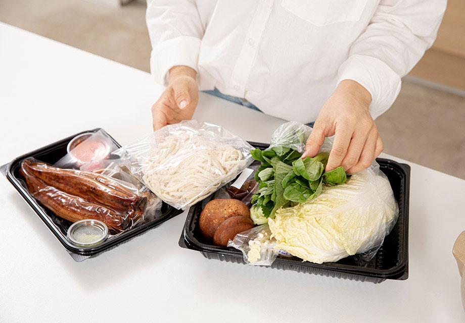 편하고 맛있는 가정간편식, 식품원료 표시사항과 모두 일치